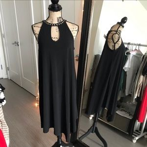 NEW Carmen Marc Volvo Trapeze Dress